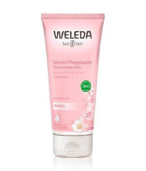 Weleda Mandel Sensitiv Pflegedusche Duschgel für Damen