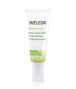 Weleda Naturally Clear Mattierendes Fluid Gesichtsfluid für Damen
