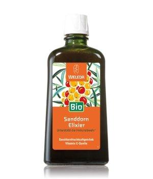 Weleda Sanddorn Elixier Bio Nahrungsergänzungsmittel für Damen und Herren