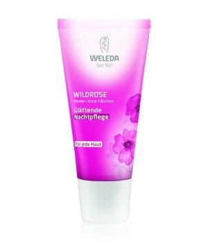 Weleda Wildrose Glättende Nachtpflege Nachtcreme für Damen