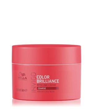 Wella INVIGO Color Brilliance Vibrant Color Coarse Haarmaske für Damen