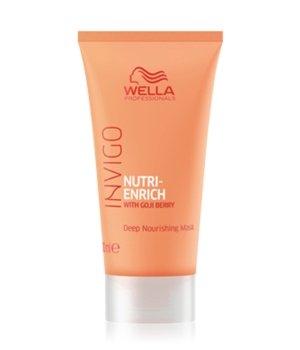 Wella INVIGO Nutri-Enrich Deep Nourishing Haarmaske für Damen und Herren