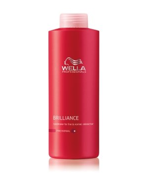 Wella Professionals Brilliance For Fine To Normal, Colored Hair Conditioner für Damen und Herren