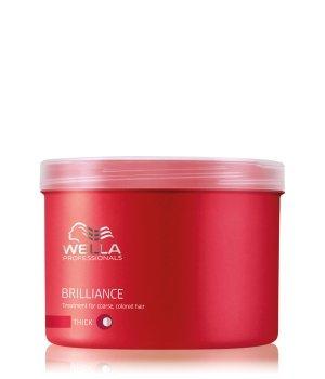 Wella Professionals Brilliance For Coarse, Colored Hair Haarmaske für Damen und Herren