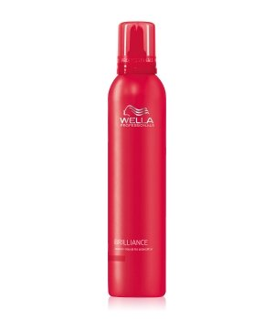 Wella Professionals Brilliance Mousse For Colored Hair Leave-in-Treatment für Damen und Herren