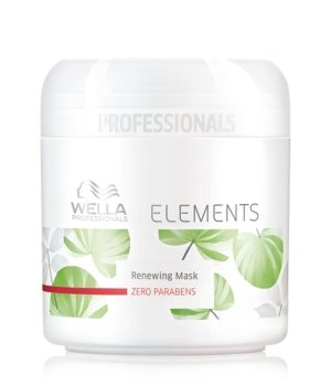 Wella Professionals Elements Renewing Haarmaske für Damen