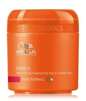 Wella Professionals Enrich For Fine To Normal Hair Haarmaske für Damen und Herren