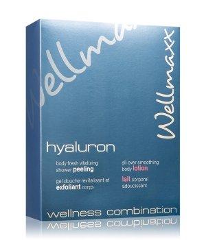 Wellmaxx Hyaluron Body-Box Peeling Körperpflegeset für Damen