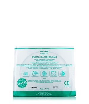 Weyergans Green Line Crystal Collagen Gel Tuchmaske für Damen
