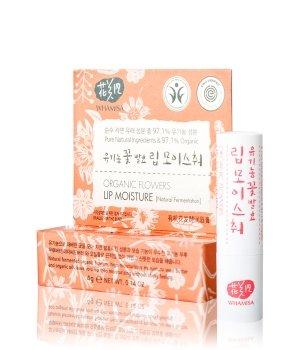 WHAMISA Organic Flowers Lip Moisture Lippenbalsam für Damen