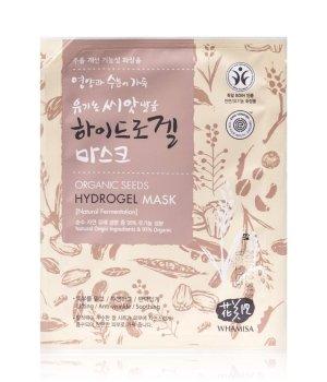 WHAMISA Organic Seeds Hydrogel Mask Gesichtsmaske für Damen