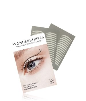 Wonderstripes Beauty Tapes S Augenlid-Tape für Damen und Herren