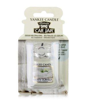 Yankee Candle Car Jar Ultimate Fluffy Towels Raumduft für Damen und Herren
