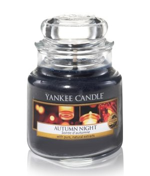 Yankee Candle Housewarmer Autumn Night Duftkerze für Damen und Herren