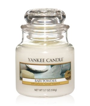 Yankee Candle Baby Powder Housewarmer Duftkerze für Damen