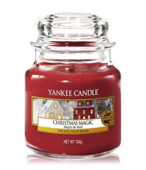 Yankee Candle Housewarmer Christmas Magic  Duftkerze für Damen und Herren
