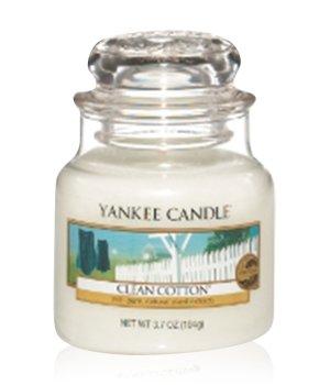 Yankee Candle Clean Cotton Housewarmer Duftkerze für Damen und Herren