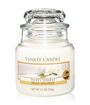 Yankee Candle Fluffy Towels Housewarmer Duftkerze für Damen