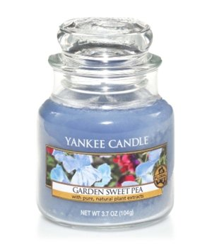 Yankee Candle Housewarmer Garden Sweet Pea Duftkerze für Damen und Herren