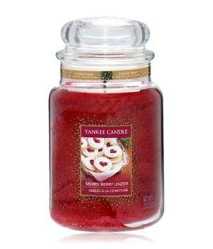 Yankee Candle Housewarmer Merry Berry Linzer Du...