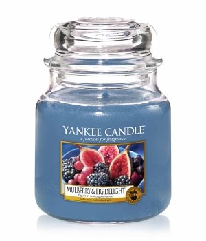 Yankee Candle Housewarmer Mulberry & Fig Delight Duftkerze für Damen und Herren