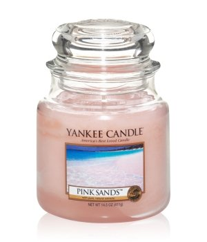 Yankee Candle Housewarmer Pink Sands Duftkerze für Damen und Herren