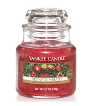 Yankee Candle Red Apple Wreath Housewarmer Duftkerze für Damen und Herren