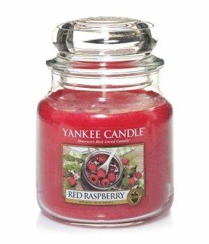 Yankee Candle Red Raspberry Housewarmer Duftkerze für Damen und Herren
