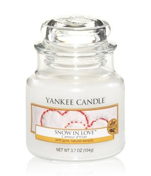 Yankee Candle Housewarmer Snow in Love Duftkerze für Damen und Herren