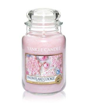 Yankee Candle Housewarmer Snowflake Cookie Duftkerze für Damen und Herren