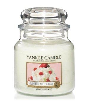 Yankee Candle Housewarmer Strawberry Buttercream Duftkerze für Damen und Herren