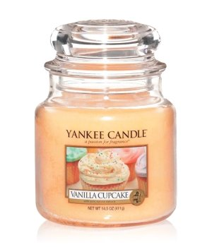 Yankee Candle Housewarmer Vanilla Cupcake Duftkerze für Damen und Herren