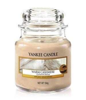 Yankee Candle Housewarmer Warm Cashmere Duftkerze für Damen und Herren