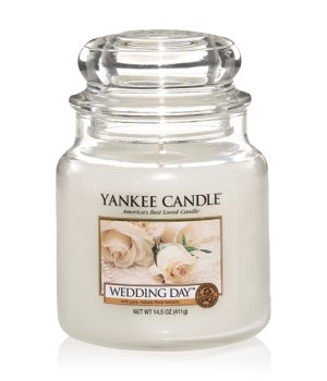 Yankee Candle Housewarmer Wedding Day Duftkerze für Damen und Herren