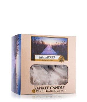 Yankee Candle Tea Lights Lake Sunset Duftkerze für Damen und Herren