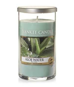 Yankee Candle Perfect Pillar Aloe Water Duftkerze für Damen und Herren