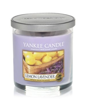 Yankee Candle Perfect Pillar Lemon Lavender Duftkerze für Damen und Herren