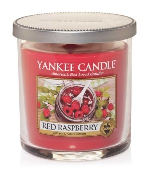 Yankee Candle Perfect Pillar Red Raspberry Duftkerze für Damen und Herren