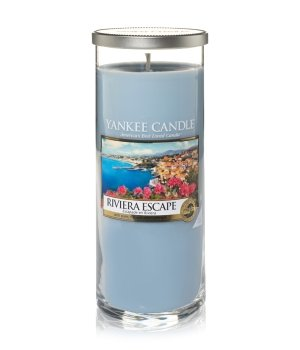 Yankee Candle Perfect Pillar Riviera Escape Duftkerze für Damen und Herren