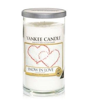 Yankee Candle Perfect Pillar Snow in Love Duftkerze für Damen und Herren