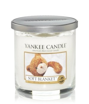 Yankee Candle Perfect Pillar Soft Blanket Duftkerze für Damen und Herren