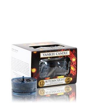 Yankee Candle Tea Lights Autumn Night Duftkerze für Damen und Herren