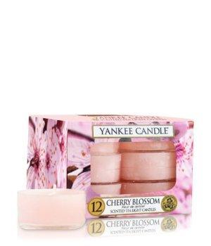 Yankee Candle Tea Lights Cherry Blossom  Duftkerze für Damen und Herren