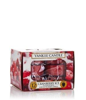 Yankee Candle Tea Lights Cranberry Ice Duftkerze für Damen und Herren
