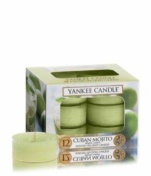 Yankee Candle Tea Lights Cuban Mojito Duftkerze für Damen und Herren