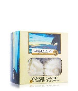 Yankee Candle Tea Lights Ginger Dusk Duftkerze für Damen und Herren