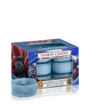 Yankee Candle Tea Lights Mulberry & Fig Delight Duftkerze für Damen und Herren