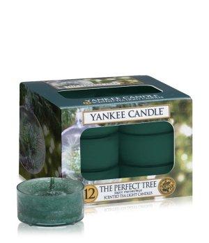 Yankee Candle Tea Lights The Perfect Tree Duftkerze für Damen und Herren