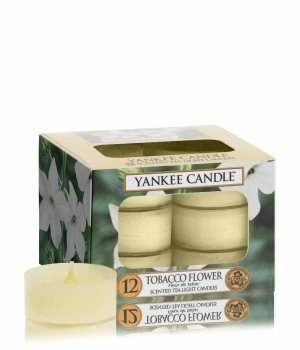 Yankee Candle Tea Lights Tobacco Flower Duftkerze für Damen und Herren