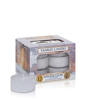 Yankee Candle Tea Lights Winter Glow Duftkerze für Damen und Herren